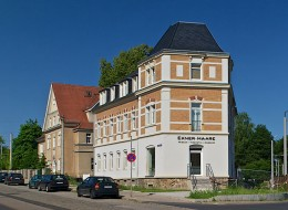 Karlsruher Straße 34 Dresden