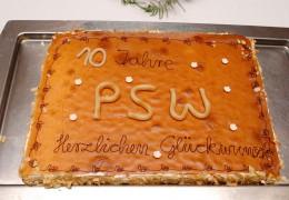 Firmenjubiläum P.S.W.